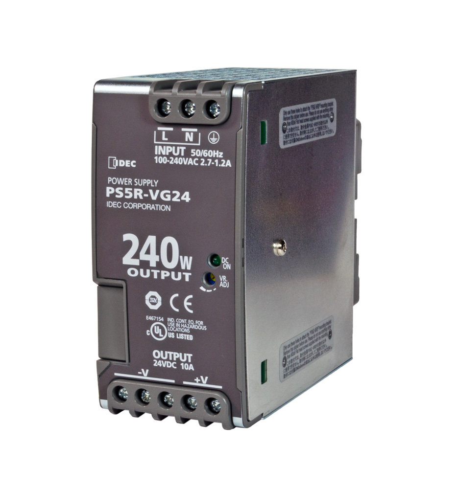 Idec Wille Electric Supply Relay Wiring Ps5r Vg24
