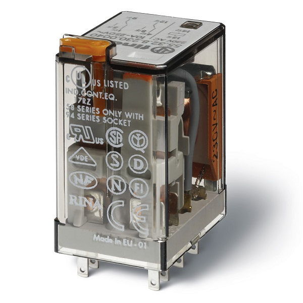 FINDER RELAYS Wille Electric Supply - Spdt relay diode